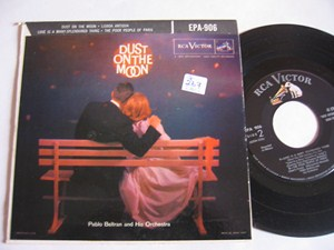 Pablo Beltran - DUST ON THE MOON - RCA EP