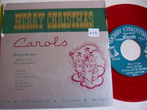 Mitchell Boyschoir - CHRISTMAS CAROLS - Robert Rheime EP