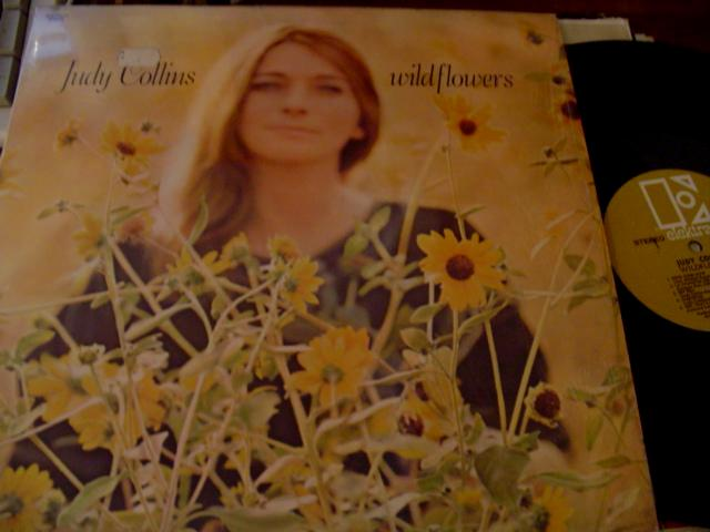 JUDY COLLINS - WILDFLOWERS - ELEKTRA { F 50