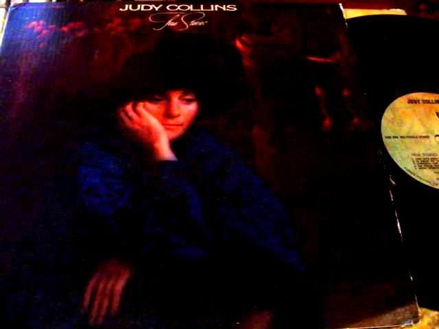 JUDY COLLINS - TRUE STORIES - ELEKTRA { F 51