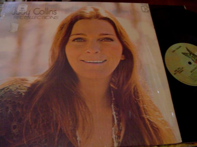 JUDY COLLINS - RECOLLECTIONS - ELEKTRA { F 51