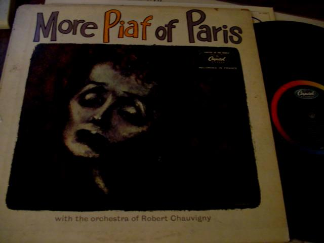 EDITH PIAF - MORE PIAF PARIS - CAPITOL - F 69