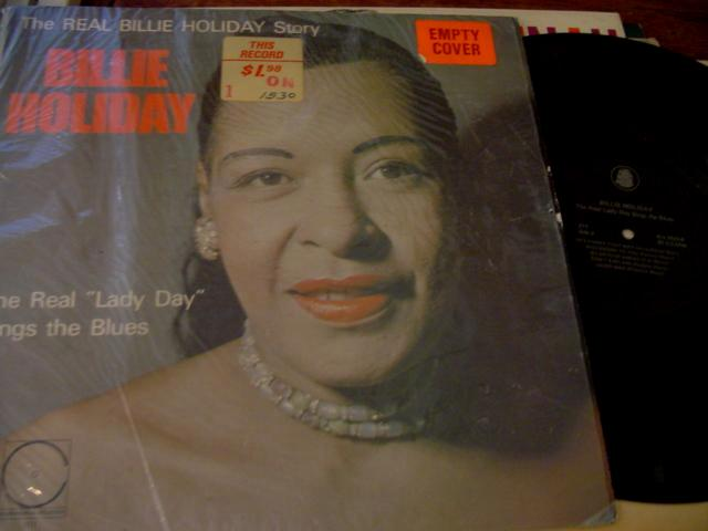 BILLIE HOLIDAY - STORY - CONTINENTAL { F 78