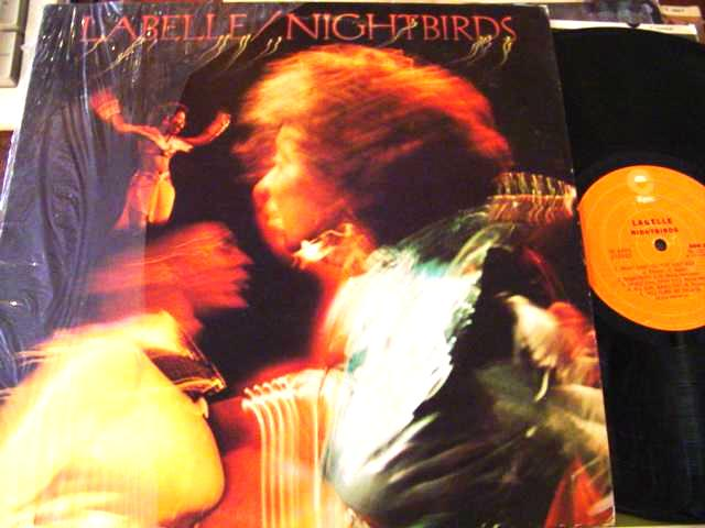 PATTI LA BELLE - NIGHTBIRDS - EPIC { F 38