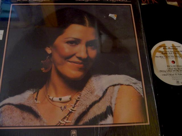 RITA COOLIDGE - ANYTIME ANYWHERE - A & M { F 40