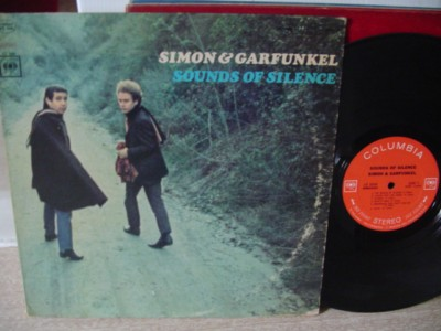 SIMON & GARFUNKEL - SOUND OF SILENCE - COLUMBIA { AF 739