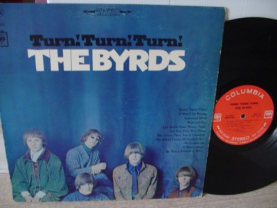 THE BYRDS - TURN TURN TURN - COLUMBIA { AF 735