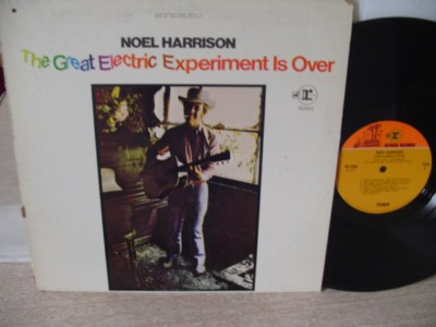 NOEL HARRISON - GREAT ELECTRIC EXPIREMENT - REPRISE { Z 360