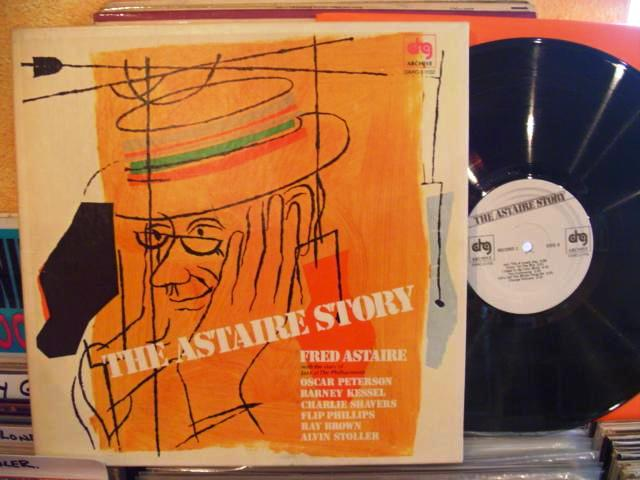 FRED ASTAIRE - THE ASTAIRE STORY - 3LP - M 53