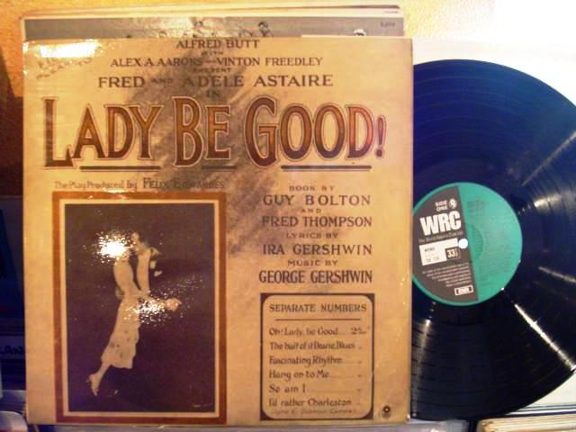 FRED ASTAIRE - LADY BE GOOD - SOUNDTRACK - M 52