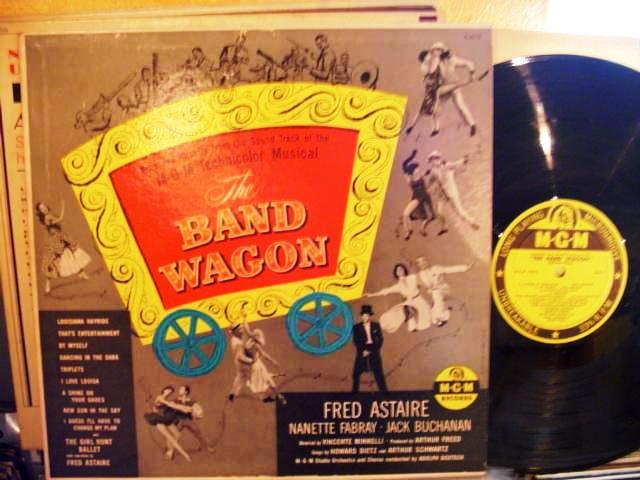 FRED ASTAIRE - THE BANDWAGON - SOUNDTRACK - M 51