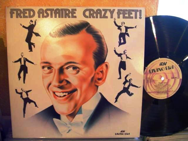 FRED ASTAIRE - CRAZY FEET - M 46