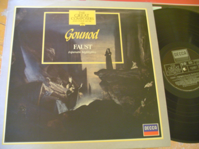 59 - GREAT COMPOSERS - GOUNOD FAUST - DECCA