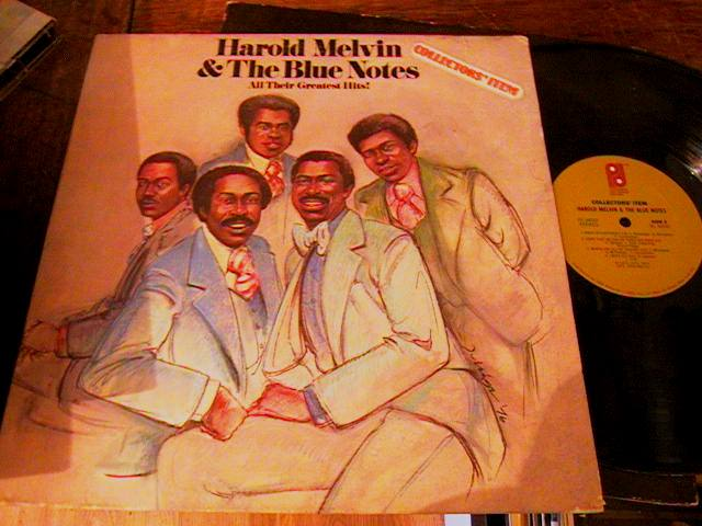 HAROLD MELVIN BLUE NOTES - COLLECTORD ITEM - 1976