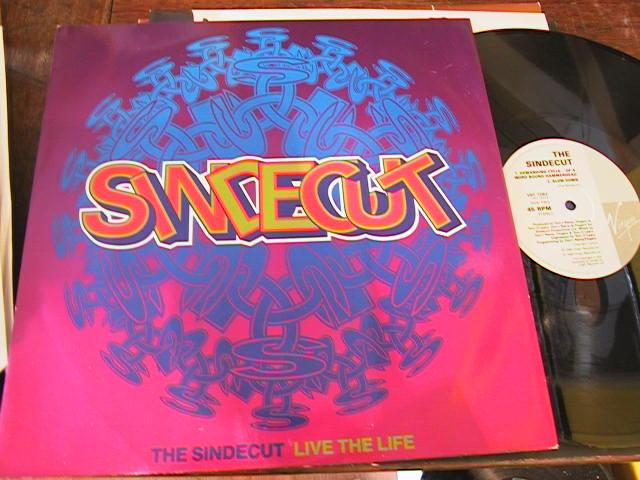 Sindecut, The - Live The Life - VIRGIN - # 361