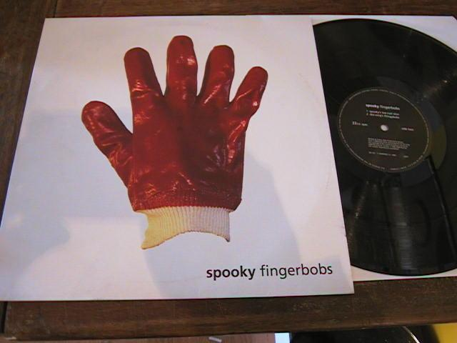 SPOOKY - FINGERBOBS - GENERIC 1996 MINT - 355