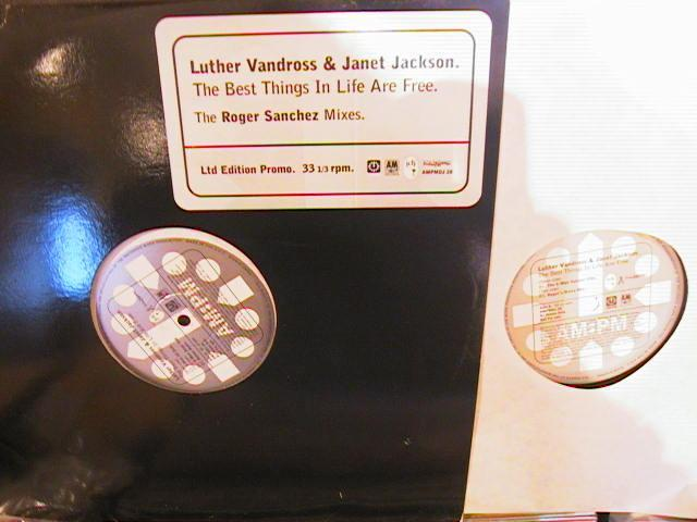 Vandross & Jackson - The Best Things In Life Are Free # 343