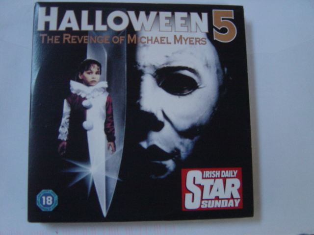 Halloween 5 - The revenge of Michael Myers - Irish Star