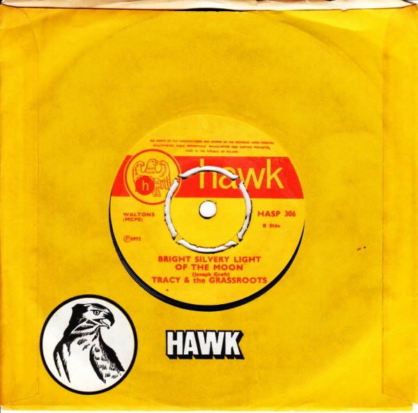 HASP 306 - Tracy & The Grassroots - Hawk 1972