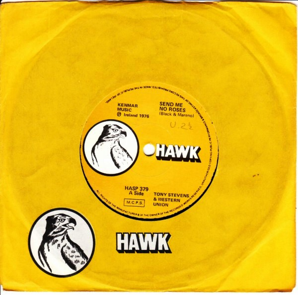 HASP 379 - Tony Stevens & Western Union - Hawk 1976