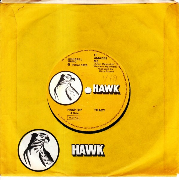 HASP 387 - Tracy - Hawk 1976