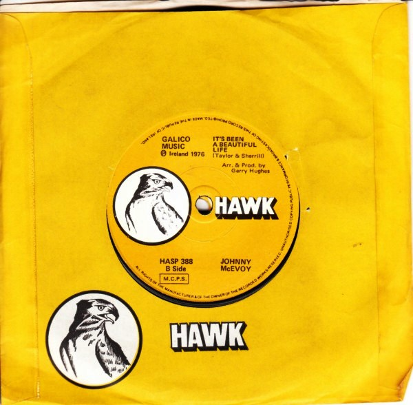 HASP 388 - Johnny McEvoy - Hawk 1976