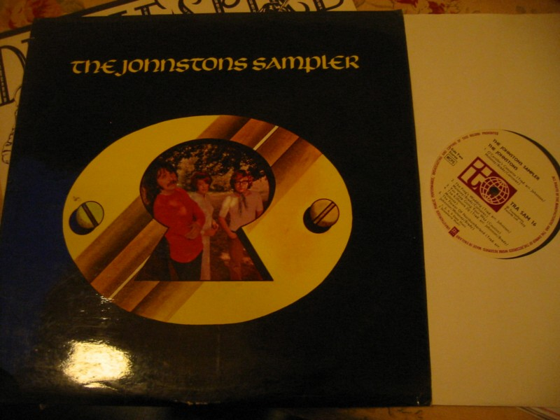 THE JOHNSTONS - SAMPLER - TRANSATLANTIC
