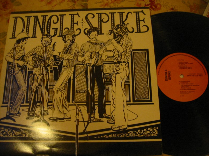 DINGLE SPIKE - SELF TITLE - SRT RECORDS