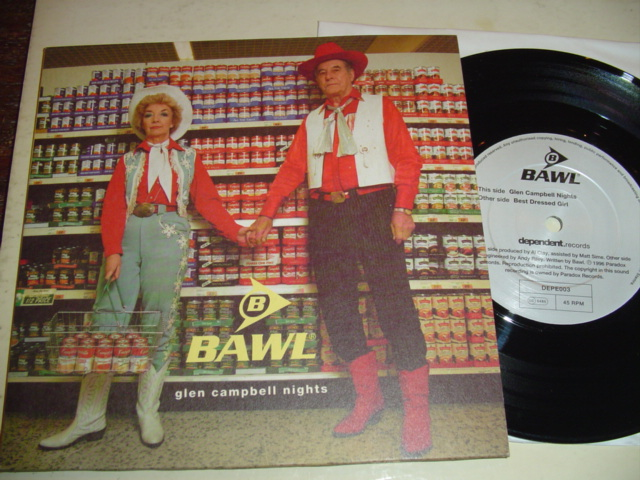 BAWL - GLEN CAMPBELL DEPENDET RECORDS 1996 19