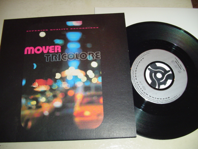 MOVER - TRICOLORE - SUPERIOR RECORDS 1998