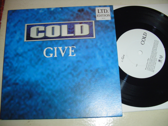 COLD - GIVE - AM FLIP 1998