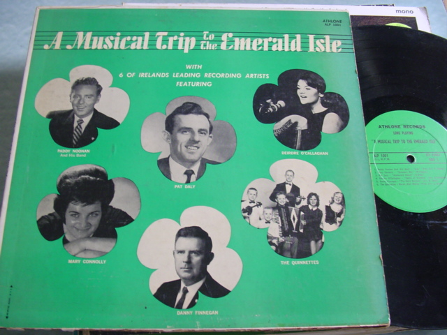 VARIOUS - MUSICAL TRIP TO IRELAND - ATHLONE RECORDS