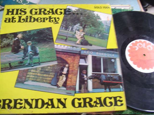 BRENDAN GRACE - HIS GRACE AT LIBERTY - SOLO