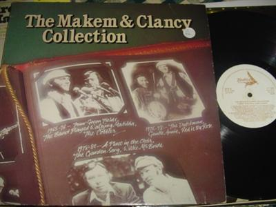 MAKEM & CLANCY - COLLECTION - BLACKBIRD