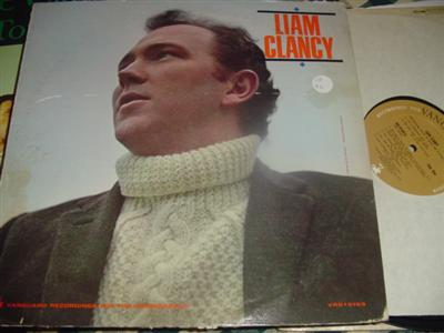 LIAM CLANCY - SELF TITLE - VANGUARD