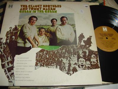 CLANCY BROTHERS & MAKEM - GREEN IN THE GREEN - HARMONY