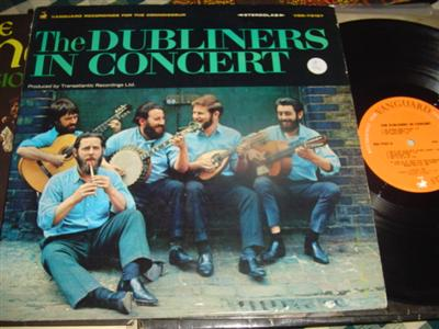 THE DUBLINERS - IN CONCERT - VANGUARD RARE