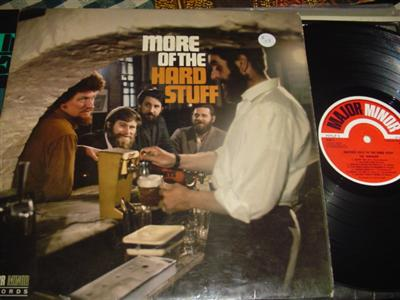 THE DUBLINERS - MORE OF HARD STUFF - MAJOR MINOR