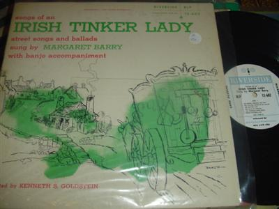 MAGGIE BARRY - IRISH TINKER LADY - RIVERSIDE
