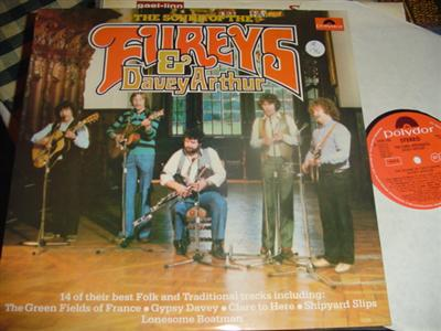 FUREY BROTHERS & DAVY ARTHUR - SOUND OF - POLYDOR