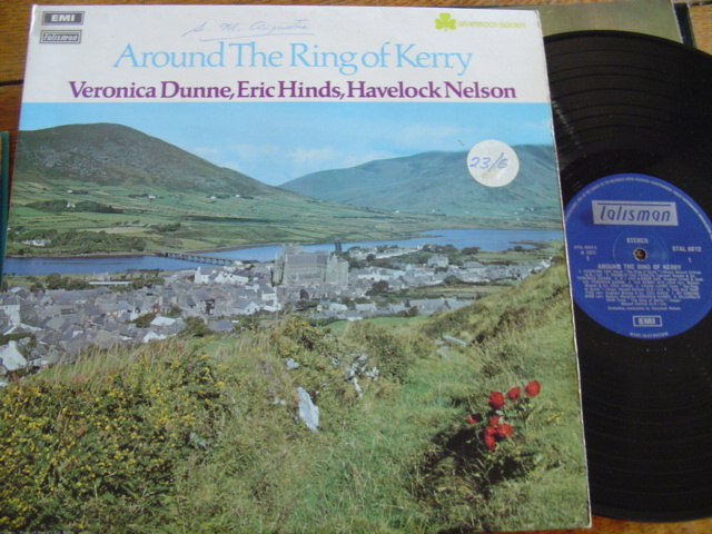 VERONICA DUNNE - RING OF KERRY - TALISMAN EMI