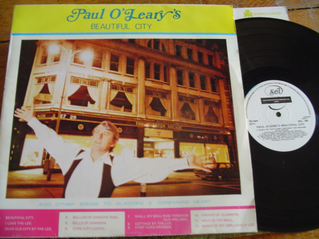PAUL O'LEARY - BEAUTIFUL CITY - SEL RECORDS