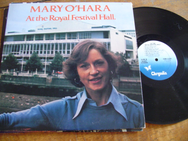 MARY O HARA - AT ROYAL FESTIVAL HALL - CHRYSALIS