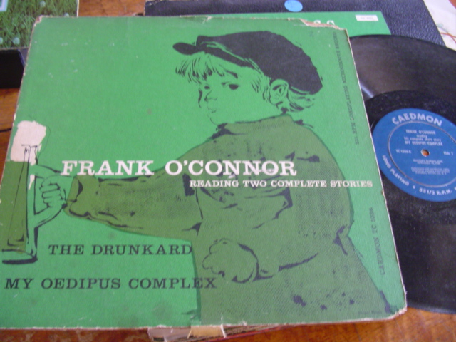 FRANK O'CONNOR - THE DRUNKARD & OEDIPUS COMPLEX - CADEMON
