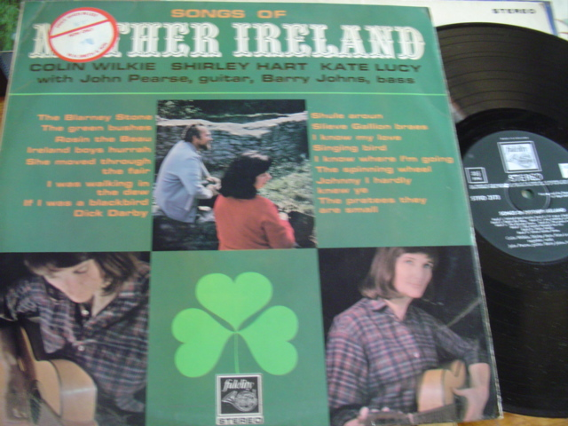 COLIN WILKIE SHIRLEY HART - MOTHER IRELAND - FIDELITY