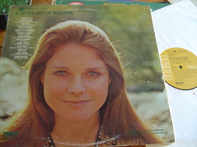 VARIOUS - LITTLE BIT OF IRELAND - RCA 2LP
