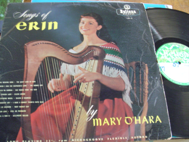 MARY O HARA - SONGS OF ERIN - BELTONA