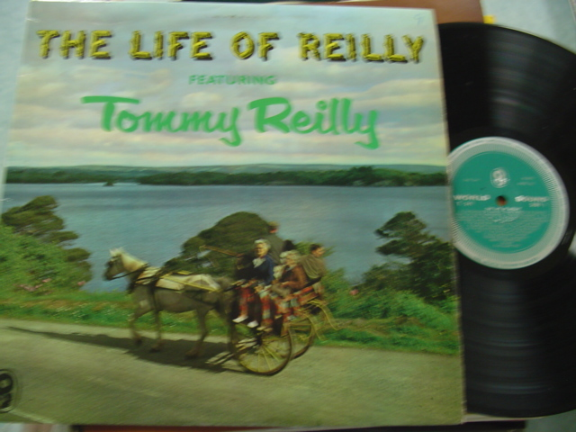 TOMMY REILLY - THE LIFE OF REILLY - WRC RECORDS