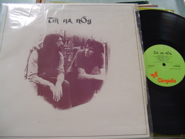 TIR na nOG - SELF TITLE - CHRYSALIS 1971
