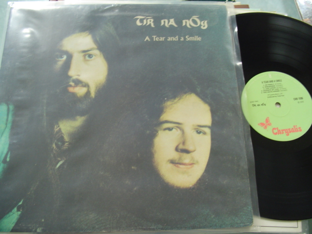 TIR na nOG - A TEAR & A SMILE - CHRYSALIS 1972